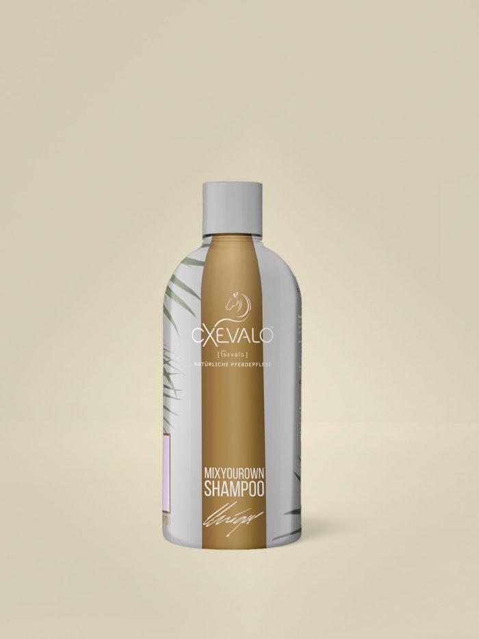 Mixyourown-Shampoo - Das Pferdeshampoo so einzigartig wie dein Pferd