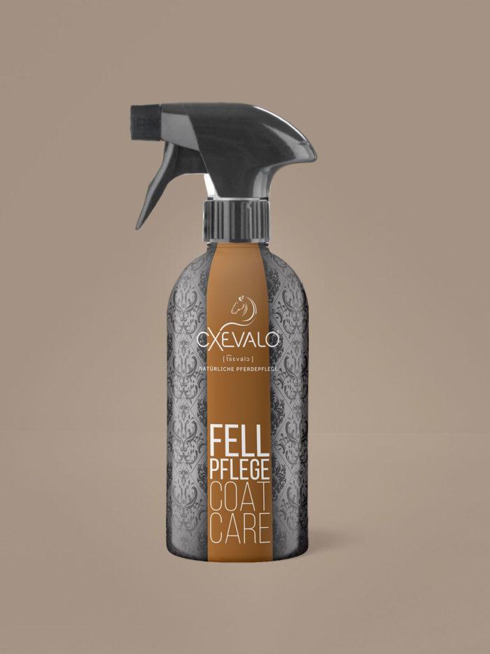 Fellpflegespray 500ml - Die natürliche Wahl für glänzend gesundes Fell, Mähne und Schweif!