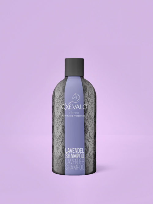 Gentle cleansing with a soft lavender fragrance