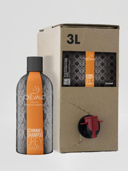 Schimmelshampoo 3L Nachfüllpackung + 500ml gratis